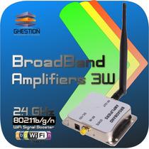 Amplificador Profesional Wifi 2.4 Ghz 802.11b/g/n 3w