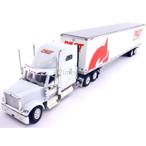 1:53 Tracto International 9900 Eagle Tonkin Trailer Caja Sec