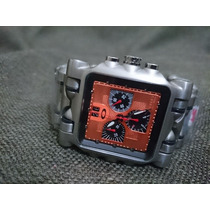 Relogio Oakley Tank Minute Machine Orange