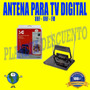 Antena Tv Digital Hd Vhf-uhf-fm
