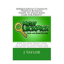 Mrquickpicks Complete Startup Business, J David Taylor