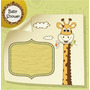 Baby Shower Safari 1 Kit Imprimible Tarjetas Animalitos Selv