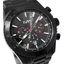 Relógio Michael Kors Masculino Mk8352 Completo C/ Garantia