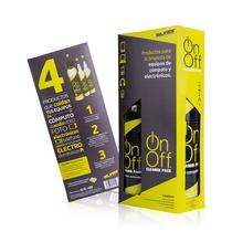 On Off Cleaner Kit Con Producto Para La Limpeza De Cómputo