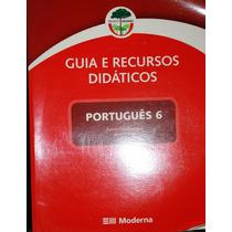 Recursos Didáticos Português 6 Projeto Araribá - Áure