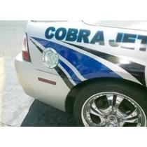 Mustang 94 _ 04 Tapa De Gasolina Emblema De Cobra