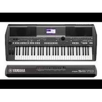 Kit De Samples Internos P/ Teclados Yamaha Psr S670+40 Ritmo