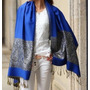 Pashmina Chal Pañuelo Mujer Moda Colores.<br><strong class='ch-price reputation-tooltip-price'>$ 15.900</strong>
