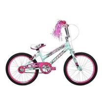 Bicicleta Huffy Rodada 20 Niña Nueva En Caja Sellada