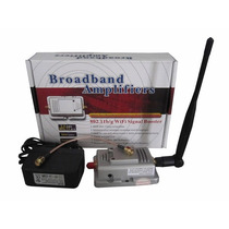 Amplificador Wifi 2000mw Alcance Cobertura Repetidor Kasens