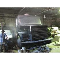 Camion Scania 112 Mod. 84 Recien Terminado Chapa Y Pintura
