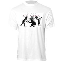 Camisetas Bandas Rock - Camisa Oficina G3
