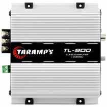 Módulo Taramps Tl-900 1 Canal De 300w Rms 2 Ohms + Frete