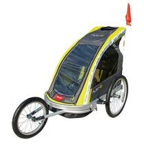 Carreola Remolque Allen Sports Premier Para Bici 2 Niños