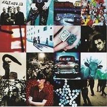U2 Actung Baby [cd Novo De Fabrica]