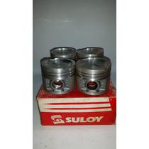 Pistao S/aneis 050 Monza 1.6 Gas 1982/1986 Suloy Ps4484