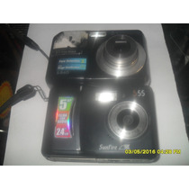 Camera Digital 2 Pçs (travadas)