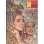 Rev. Manchete 1962.carnaval.bailes,fantasias.enxutos.vedetes