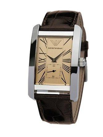 a318ea476 Relógio Emporio Armani Ar0154. No Brasil + Frete Grátis! - R$ 369,99 ...