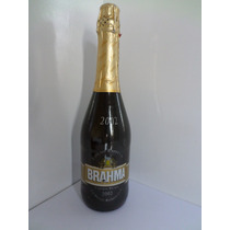 Garrafa Cerveja Brahma Edição Especial 2002 Lacrada Cheia