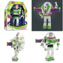 Woody Y Buzz Lightyear Toy Story Con Frases Y Sonidos Disney