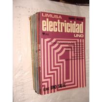 Libro Electricidad Limusa , Harry Mileaf , Año 1977 , 6 Tom