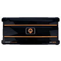 Módulo Amplificador 1 Canal Quantum Audio Qza 4000d - 4000w