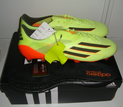 73b651dee6 Chuteira adidas F50 Adizero Trava Mista Profissional Messi - R  699 ...