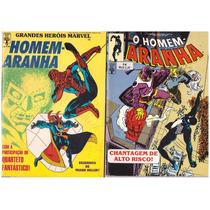 2 Gibis Homem Aranha Nº 18 - 74 - Ed. Abril
