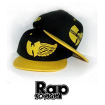 Gorra Visera Plana Wu Tang Clan, Hip Hop, Rap, Rap So High