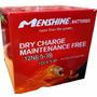 Bateria Menshine 12n6.5 3b Zanella Sexy / Sapucay Fas Motos