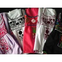 Vestidos Bordados Mexicanos Mayoreo Y Menudeo