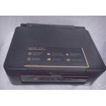 Impresora Epson Multifuncional Xp 201 Con Sistema