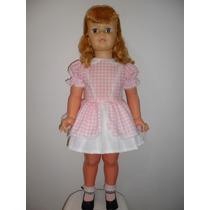 Roupinha Boneca Amiguinha Vestido