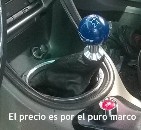 Mustang Marco Y Enpuñadura Freno Cromo1994 Al 2004 - $ 730.00 en ...