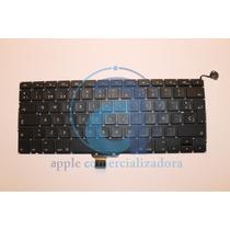 Teclado Macbook Pro 13 A1278 Español 100% Original Remate!!!