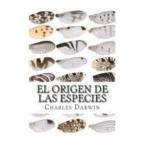 Libro Origen De Las Especies, Charles Darwin