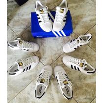 Zapatillas Adidas Superstar Importadas De Miami!