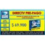 Directv Pre-pago Sin Facturas