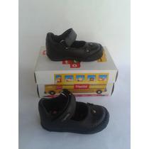 Zapatos Escolares Negros Gigetto Para Niñas