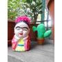 Buda Frida Khalo Pintado A Mano Varios