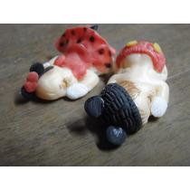 Souvenirs Bebes Nacimiento Bautismo Disfraz Mickey & Minnie