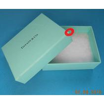 Cajita Original Tiffany & Co. P/ Diversos Fotos Reales Buena