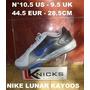 Nike Lunar Kayoos N°10.5 Us - 9.5 Uk - 44.5 Eur - 28.5 Cm
