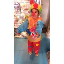 Disfraz De Payaso Para Niños De 1 A 2 Años Clown