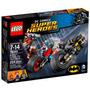 76053 Super Heroesbatman: Perseguição De Motocicleta Gotham