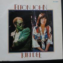 Elton John & Kiki Dee - Don´t Go Break Compacto Vinil Raro