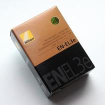 Batería Nikon En-el3e Enel3e En El3 D300 D700 D900 D90 D200
