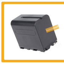 Bateria Recargable Np F970 Lampara Led Videocamara Foto