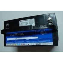 Bateria De Gel 110amp Audiocar Alphacel Soundloversautoradio